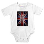 Triumph Speedmaster Art Infant Bodysuit