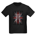 Triumph Speedmaster Art Kids Dark T-Shirt
