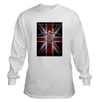 Triumph Speedmaster Art Long Sleeve T-Shirt