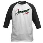 For Amusement Only Baseball Jersey
