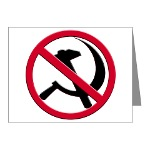 Anti-Communism Note Cards (Pk of 20)