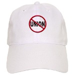 Anti-Union Cap