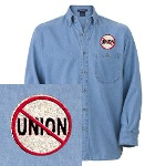 Anti-Union Denim Shirt