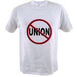 Anti-Union Value T-shirt