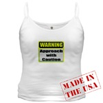 Approach With Caution Camisole