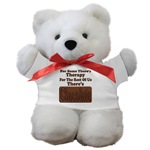 Chocolate Therapy Teddy Bear