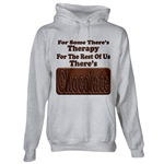 Chocolate Therapy Hooded Sweatshirt