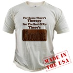 Chocolate Therapy Organic Cotton Tee