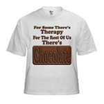 Chocolate Therapy Kids T-Shirt