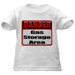 Gas Storage Area Infant/Toddler T-Shirt