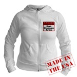 Gas Storage Area Jr. Hoodie