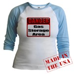 Gas Storage Area Jr. Raglan