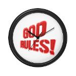 God Rules! Wall Clock