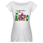 I'm Not Old, I'm Retro Maternity T-Shirt