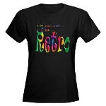 I'm Not Old, I'm Retro Women's Dark T-Shirt