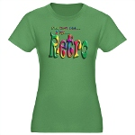 I'm Not Old, I'm Retro Women's Fitted T-Shirt (dar