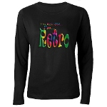 I'm Not Old, I'm Retro Women's Long Sleeve Dark T-