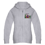 I'm Not Old, I'm Retro Women's Zip Hoodie