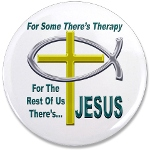 For Some There's Therapy, For The Rest of Us There's Jesus