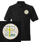 Jesus Therapy Men's Polo