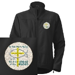 Jesus Therapy Women's Performance Jacket