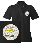 Jesus Therapy Women's Polo