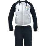 Jesus Therapy Women's Tracksuit
