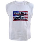 Legalize Freedom Men's Sleeveless Muscle Tee