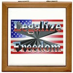 Legalize Freedom Tile Box