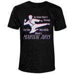 Martial Arts Therapy Women's Dark T-Shirt