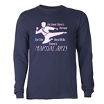 For Some There's Therapy, For The Rest Of Us There's Martial Arts