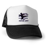 Martial Arts Therapy Trucker Hat