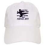 Martial Arts Therapy Sports Cap