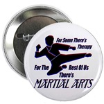 Martial Arts Therapy Button