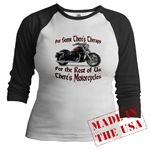 Motorcycle Therapy Jr. Raglan