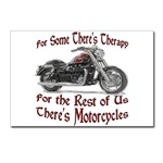 Motorcycle Therapy Postcards (Package of 8)