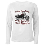 Motorcycle Therapy Women's Long Sleeve T-Shirt