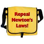 Repeal Newton's Laws