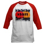 Shopping Therapy Baseball Jersey