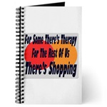 Shopping Therapy Journal