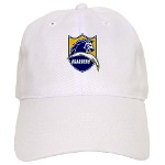 Chargers Bolt Shield Cap