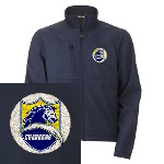 Chargers Bolt Shield Men's Performance Jacket