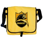Chargers Bolt Shield Messenger Bag