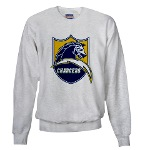 Chargers Bolt Shield Sweatshirt