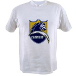 Chargers Bolt Shield Value T-shirt