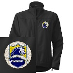 Chargers Bolt Shield Women's Performance Jacket