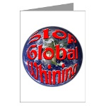 Stop Global Whining Greeting Cards (Pk of 10)