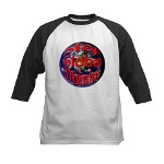 Stop Global Whining Kids Baseball Jersey