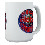 Stop Global Whining Large Mug