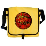 Stop Global Whining Messenger Bag